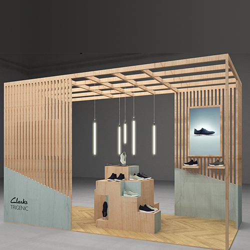 showroom, pop up store